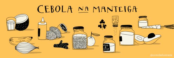 Cebola Na Manteiga
